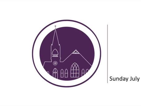 Sermon 7 19 2020