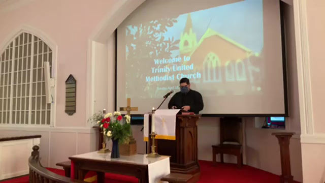 In-person Worship 4/18/2021 (unedited live video; edited version to follow)