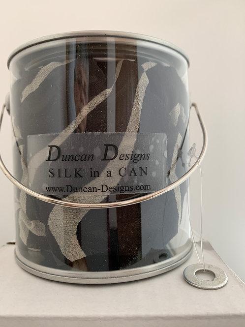 Black & Tan: Silk in a Can