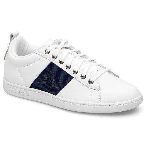 LE COQ SPORTIF COURTCLASSIC W OPTICAL WHITE/DRESS BLUE