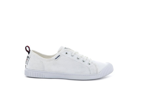 PALLADIUM EASY LACE STAR WHITE