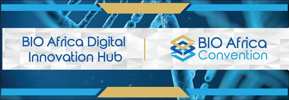 Bio Africa Digital Innovtion hub Banner-