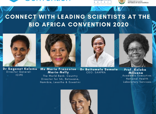 Women leaders to share their insights at BIO Africa 2020