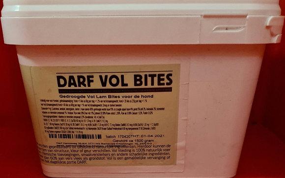 Darf vol bites vanaf: 1,5kg