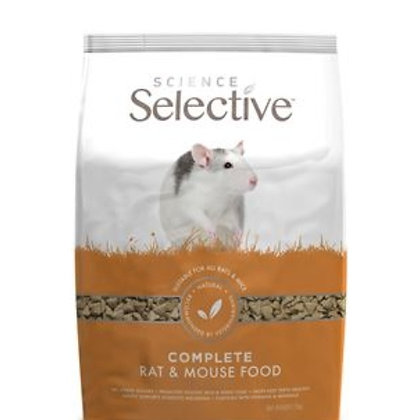 Supreme selective Rat/Muis 1,5 kg