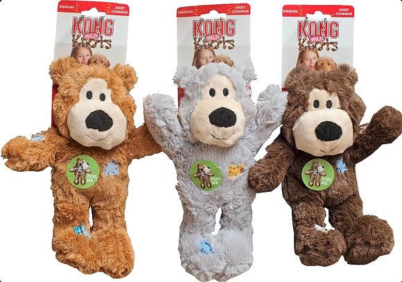 Kong teddybeer Vanaf: small