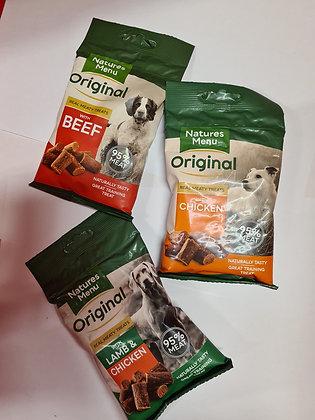 Natures menu honden snoepjes