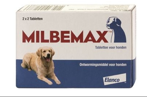 Milbemax Hond/Puppy