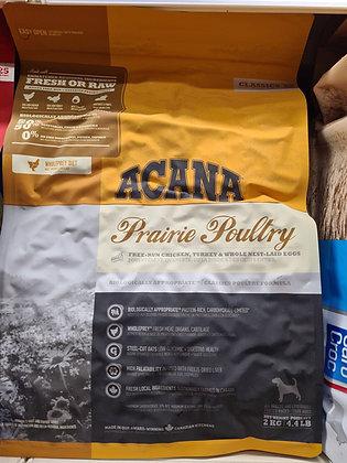 Acana droogvoer voor de hond Vanaf: 2 kg