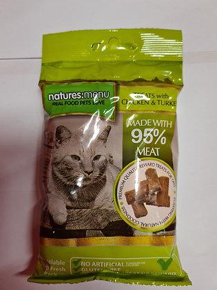 Natures menu snoepjes kat