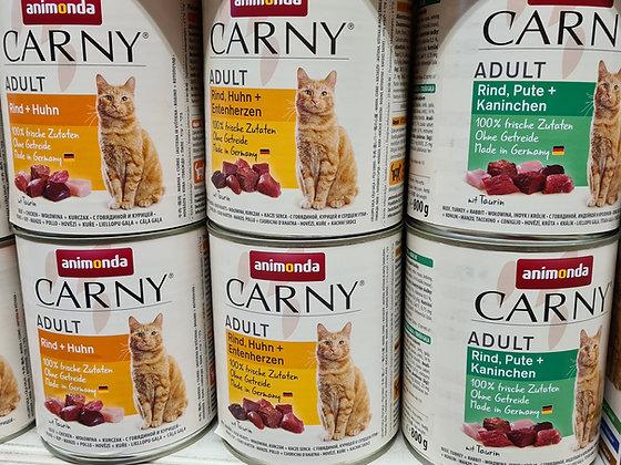 Carny 800 gram (graanvrij) blikvoeding kat