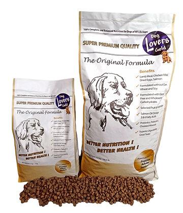 Dog lovers Gold Original Formula 13 kg