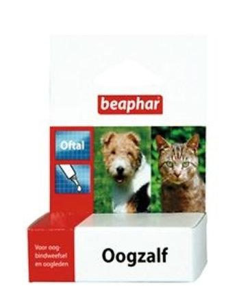 Beaphar Oogzalf voor hond/kat 5 ml
