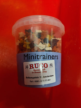 Mini trainers 500 gram