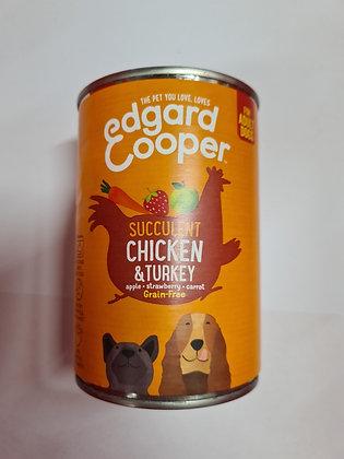 Edgard en cooper Blik 400 gram