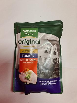 Natures menu pouch 300 gram