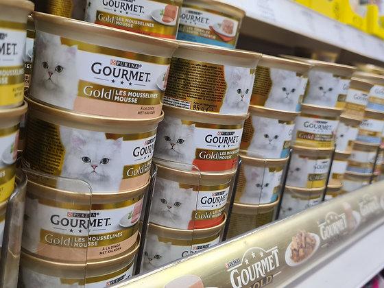 Gourmet gold 85 gram