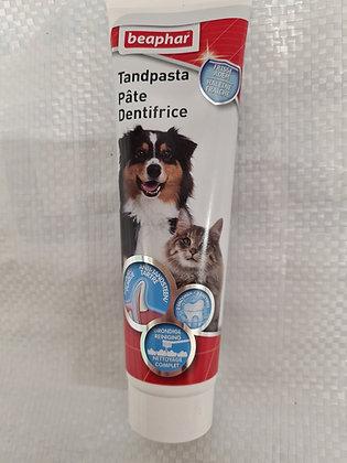 Beaphar tandpasta hond/kat 100 gram