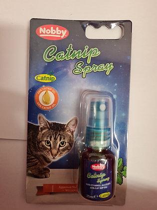 Catnip spray 25 ml flesje