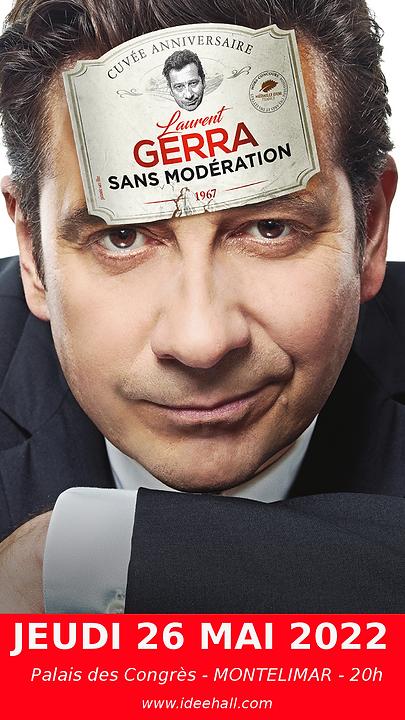 Laurent gerra sans mention 2021 Billette