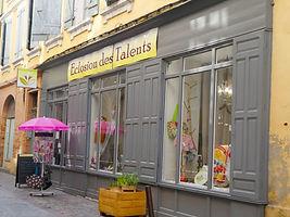 eclosion des talents facade doite