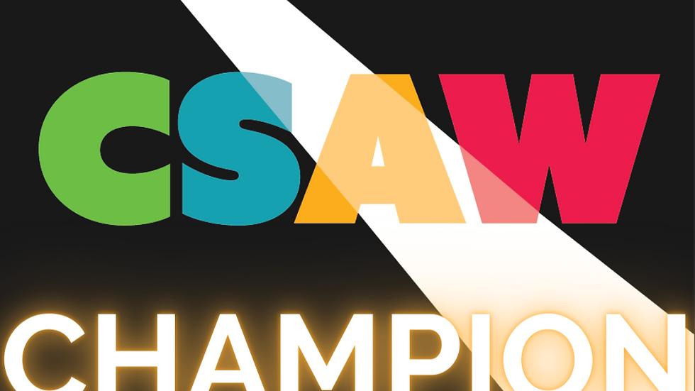 CSAW Champion