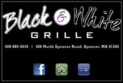 Black & White Grille