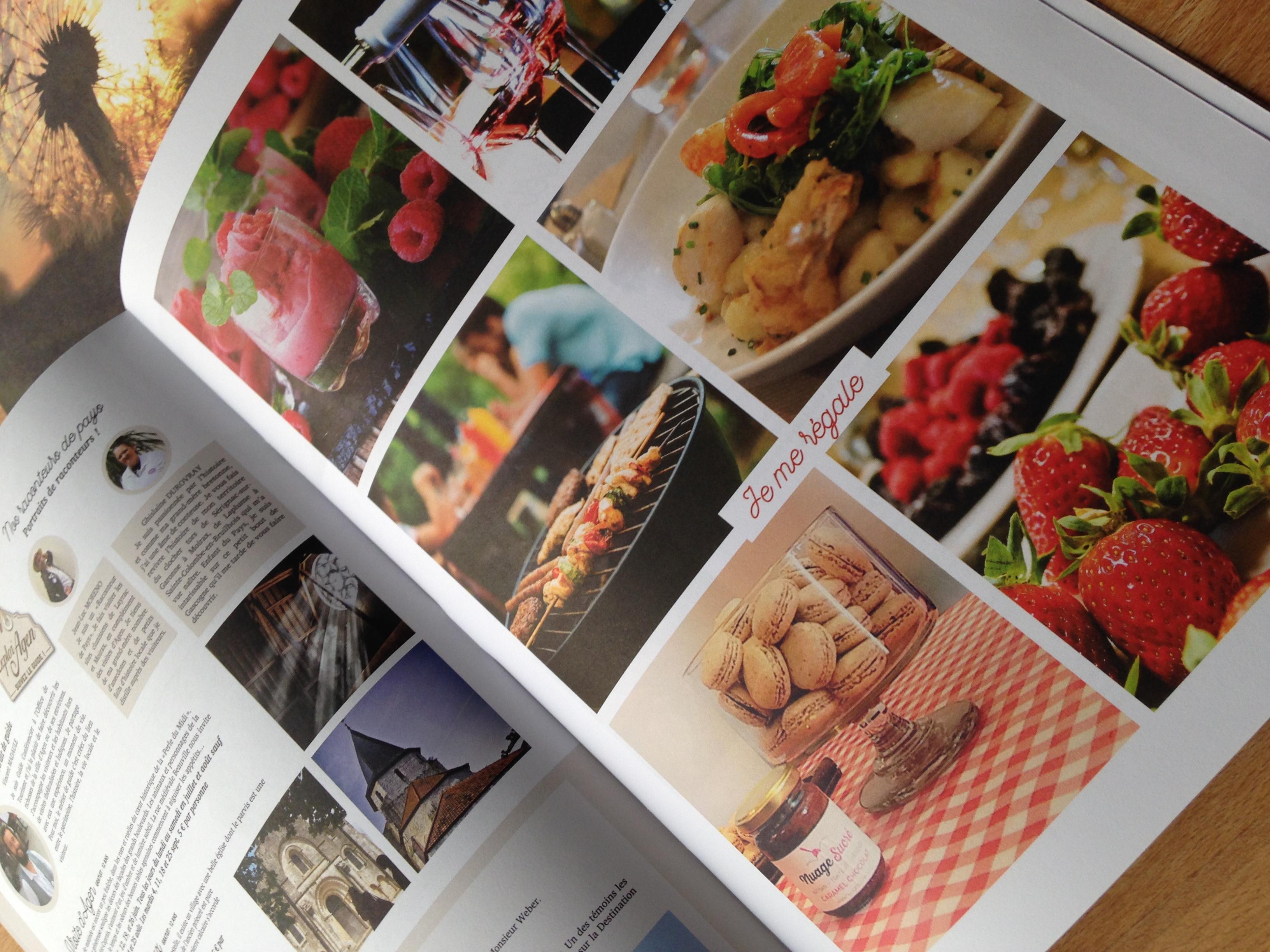 Magazine MA POPOTE AGENAISE