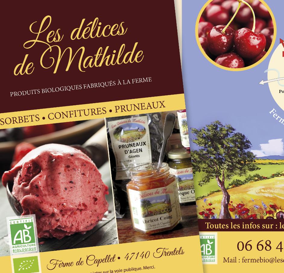 Les délices de Mathilde