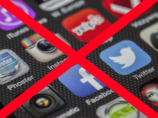7 ações em 90 dias sem redes sociais