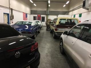 Amerikanische V8 Motoren. Eine Lebenseinstellung oder doch Spinnerei?