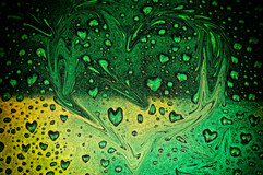 Love is.... Green