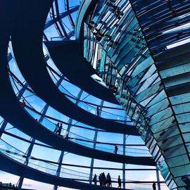 Spirals, Views and Mirrors