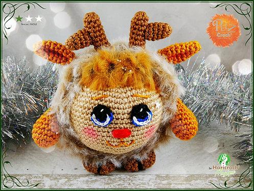 Tutoriel au crochet : Pelz Croch' Cupidon