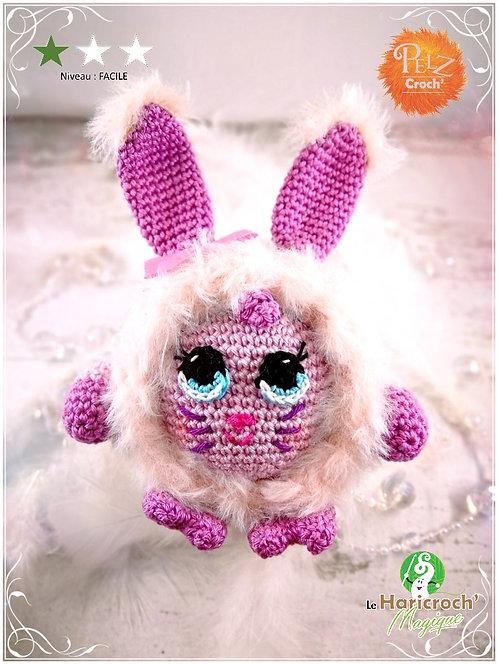 Tutoriel au crochet, amigurumi : Pelz Croch'Pumpy