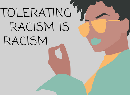 Why do we allow certain groups to fall victims of racism without batting an eye?
