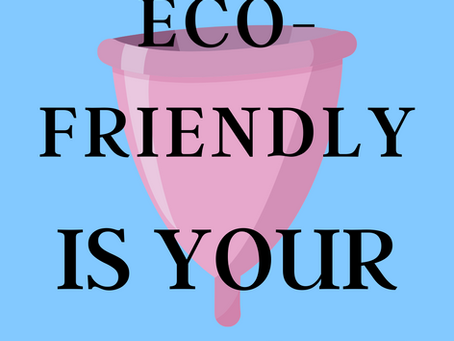 How eco-friendly is your period?