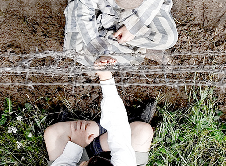 The 'Boy in the Striped Pyjamas' effect.