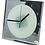 Thumbnail: Horloge contour miroire /  Contour mirror clock