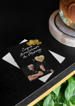 mockup-of-some-a6-flyers-lying-on-a-dark