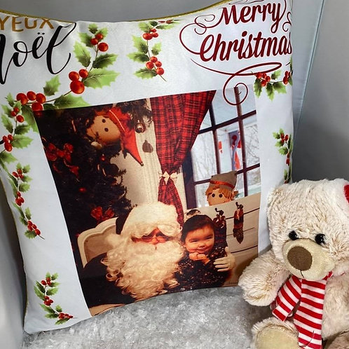 Coussin / Pillow (40 cm x 40 cm)