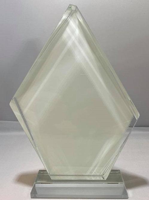 Cadre en verre / Glass frame