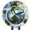Thumbnail: Horloge pour sublimation ronde / Round sublimation clock