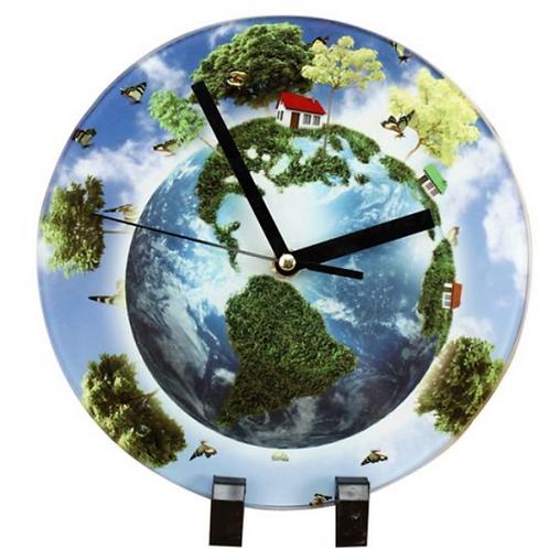 Horloge pour sublimation ronde / Round sublimation clock