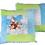 Thumbnail: Sublimation Square Soft Plush Pillowcase, 40x40 Cm.