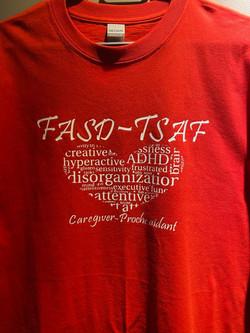 chandail TSAF-FASD