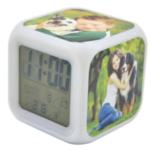 Réveil Matin / LED alarm clock