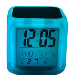 horloge numérique 5