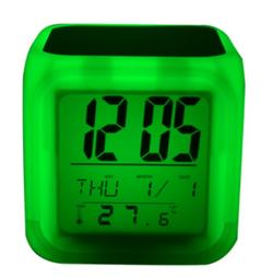 horloge numérique 6