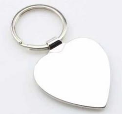 porte clée en coeur 2